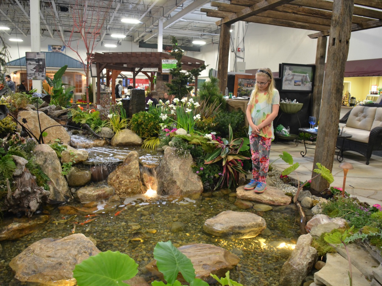 Philly Home And Garden Show  Oaks