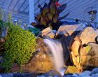 Pondless Waterfall by Turpin Landscape