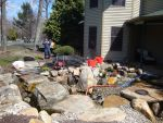 Spring clean out by Turpin Landscaping