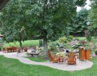 Walkway by Turpin Landscaping